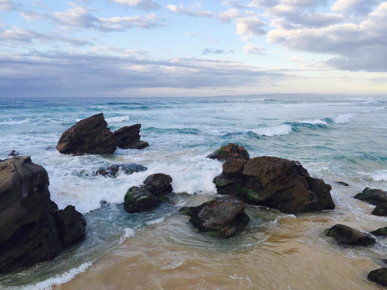 Readhead Beach, NSW